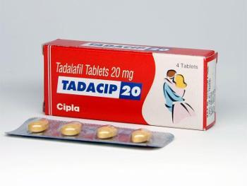 Tadacip (Cialis Générique) 20mg